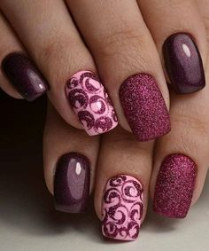 False nails have the advantage of offering a manicure worthy of the most advanced backstage and to hold longer than a simple nail polish. The problem is how to remove them without damaging your nails. Beautiful Nail Art, Gorgeous Nails, Love Nails, Fun Nails, Pretty Nails, Style Nails, Spring Nail Art, Spring Nails, Manicure E Pedicure