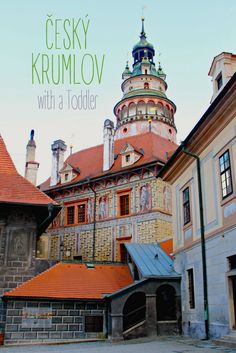 If you travel to Prague or Vienna you must add a day trip (or longer if you can swing it) to the beautiful town of Cesky Krumlov. Find out how we spent a long weekend there with our toddler in this post! Travel Tips For Europe, Travel Advice, Travel Destinations, European Road Trip, European Travel, All Family, Family Travel, Prague Travel, International Travel Tips