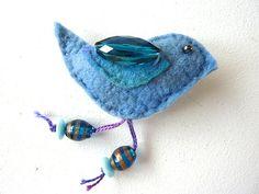 Cute Birds by Julie McDowell on Etsy