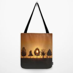 Beautiful Nature Panorama Tote Bag by Tanja Riedel | Society6