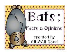 $3.00 Bats: Facts and Opinions