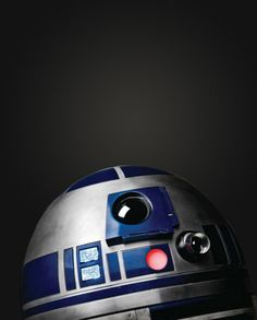 Beep Boop. Who's there? It's the one & only ever famous R2D2! This resourceful droid has served Padmé Amidala, Anakin Skywalker & Luke Skywalker.