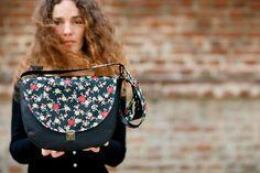 Pepita bag in vintage by ninu on Etsy, $75.00