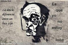 Salvador Dalí - Locura