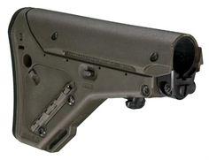 MagPul UBR Utility/Battle Rifle Stock For AR15/M16, OD Green