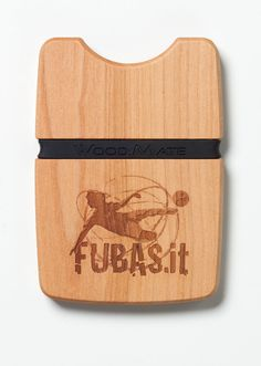 Fubas.it - Südtiroler Fußball in Echtzeit #soccer #wood #wallet