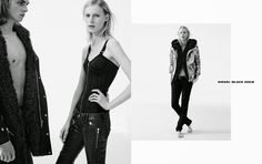 Diesel Black Gold Ad Campaign Fall/Winter 2014/2015