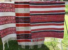 trasmattor - Sök på Google Rag Rugs, Recycled Fabric, Woven Rug, Rug Making, Weaving, Cottage, Quilts, Blanket, Google