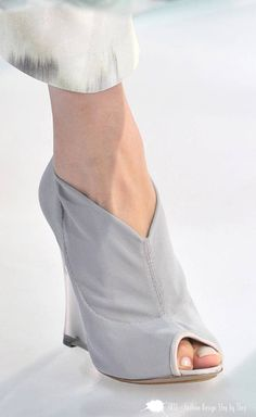 Fashion trends for women's shoes - Fall 2013