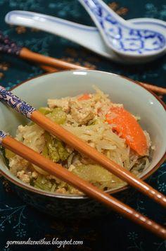 Vegan Sapasui (Tofu & Broccolini Chop Suey)