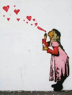 Soplar amor...
