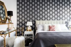 Marrying Wallpaper and Interior Design with Relativity Textiles -