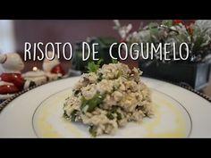 Risoto de Cogumelo com Espinafre – Natal Vegano - Raquel Rache – Yoga e Veganismo