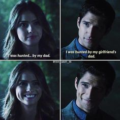 "#TeenWolf 6x12 ""Raw Talent"" - Malia and Scott. Allison wasn't just a girlfriend. She was his first love <3 miss her so much. #Scallison"