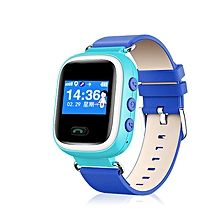 The Child Wrist Type In House Watch Telephone Q60 Childrens
