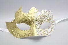 LASER CUT MARDI GRAS Black/Blue/Gold/BabyBlue/Purple with Glitter Masquerade Mask (Gold) KB http://www.amazon.com/dp/B00E7GYX5G/ref=cm_sw_r_pi_dp_65ptwb06608CK