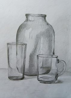 # still life # drawing # drawing - Zeichnung Art Drawings Beautiful, Cool Art Drawings, Realistic Drawings, Art Drawings Sketches, Still Life Sketch, Still Life Drawing, Still Life Art, Pencil Sketch Drawing, Pencil Art Drawings