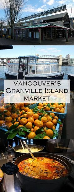 Granville Island Market Guide - What to Do in Vancouver Vancouver Vacation, Vancouver Travel, Granville Island Vancouver, Vancouver Island, Backpacking Canada, Canada Travel, Alberta Canada, British Columbia, Granville Market