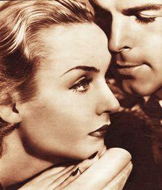 Carole Lombard & Fred Mac Murray