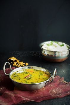 Gujarati Dal, Gujarati's staple food. Gujarati Dal very important part of…