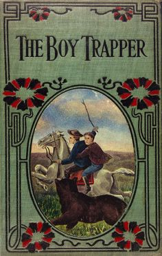 The boy trapper  - Cover 1