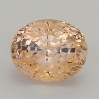 Radiant Cut Untreated Unheated Golden Sapphire for Vedic Astrology (Jyotish) and Ayurveda 2.59 ct