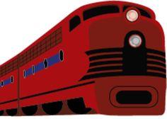 Various Cute Train Silhouettes Vector Icons Train Vector, Free Vector Art, Stock Video, Illustrator, Minimal, Photoshop, Clip Art, Stock Photos, Design