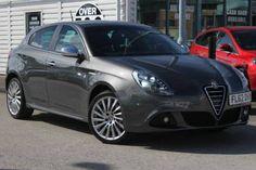 Used 2012 reg) Grey Alfa Romeo Giulietta Veloce for sale on RAC Cars Alfa Alfa, Fiat Abarth, Alfa Romeo, Bmw, Cars, Grey, Gray, Autos, Automobile