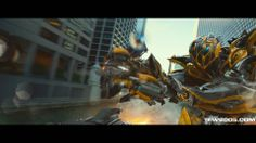 Transformers 4: Age of Extinction trailer first look - Bumblebee