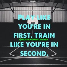 Training like there's always room for improvement proves that there is indeed room!