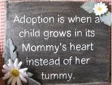 adoption quotes and sayings - Bing Images