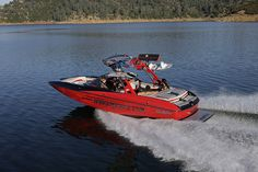 New 2012 Malibu Boats CA Wakesetter 22 MXZ Ski and Wakeboard - Great Design!