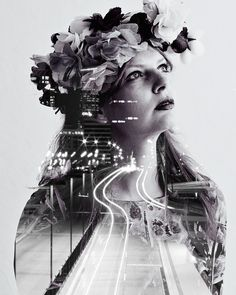 """How to Create a """"Double Exposure"""" in Photoshop — Daily Epiphanie"""