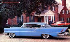 1957 Lincoln Premier Four Door Hardtop