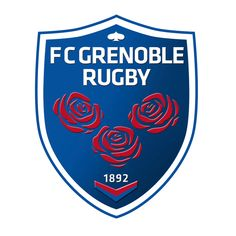 FC Grenoble, TOP 14 french rugby team in 2012-2013