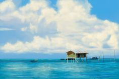 speed painting/Im Seung Hyuk/40min./cloud and sea