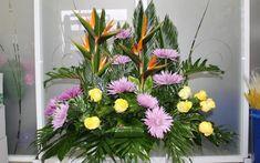 Galería Centros Difunto « Flor de Lis #Adornosflorales
