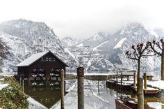 Traunkirchen, Austria #travel #places #austria #lanscapes