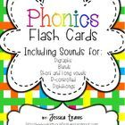 When students are able to sound out words correctly, they become successful with their reading!  These flashcards will help your students learn and...