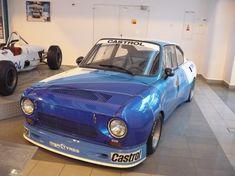Škoda 130 RS modrá Old Cars, Rally, Vintage Cars, Hot Rods, Racing, Vehicles, Ideas, Photograph Album, Antique Cars