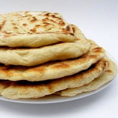 Naan bread | The Sassy Foodie