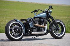 Harley Davidson News – Harley Davidson Bike Pics Softail Bobber, Bobber Bikes, Harley Bobber, Bobber Motorcycle, Bobber Chopper, Motorcycle Garage, Harley Davidson Kunst, Harley Davidson Parts, Harley Davidson Motorcycles