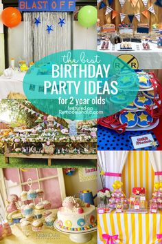 The Best 2 Year Old Birthday Ideas Featured On Remodelaholic.com #birthdayparties #birthdaythemes #birthdaypartythemes 25th Birthday Parties, 2 Year Old Birthday, Birthday Party Themes, Birthday Ideas, Best Part Of Me, The Best, 2 Year Olds, Party Time, Party Favors