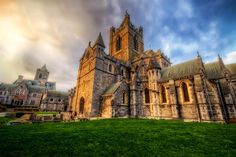 Christ Church Cathedral - Explore Ireland: Top 15 Places to Visit in Dublin Ireland Vacation, Ireland Travel, Dublin Ireland, Dublin Travel, Dublin Attractions, Trinidad, Dublin City, Tourist Places, Travel Tours