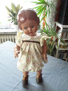 "Schildkröt Puppe ""Bärbel"" 49er Reb. ,Nr. 542, Original Karton | eBay"