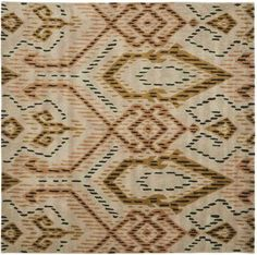 Safavieh Wyndham WYD373 Brown Ivory