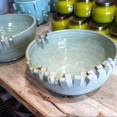Slab Pottery, Pottery Bowls, Ceramic Pottery, Pottery Art, Ceramic Techniques, Pottery Techniques, Ceramic Clay, Ceramic Plates, Porcelain Ceramic
