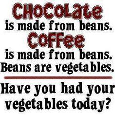 Coffee wisdom!