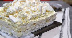 Un clásico postre que debes probar. Por Juan Manuel Herrera en El Gourmet. Almond Cakes, Deli, Tiramisu, Food And Drink, Restaurant, Cheese, Baking, Creative, Recipes