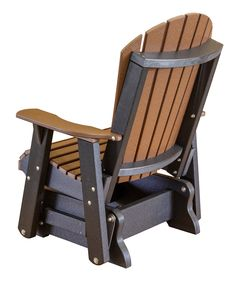 Little Cottage Company Heritage Adirondack Patio Glider